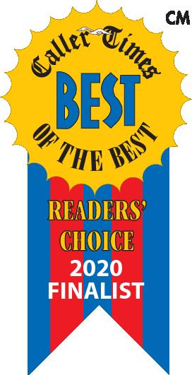 Caller Times Best of the Best Award